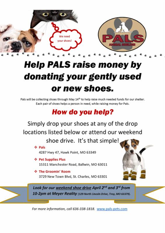 pals used shoes